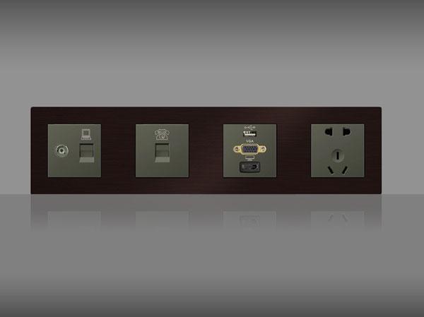 电视柜集控面板