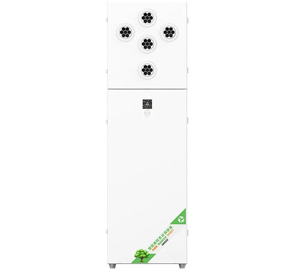 立柜式热回收除霾新风机